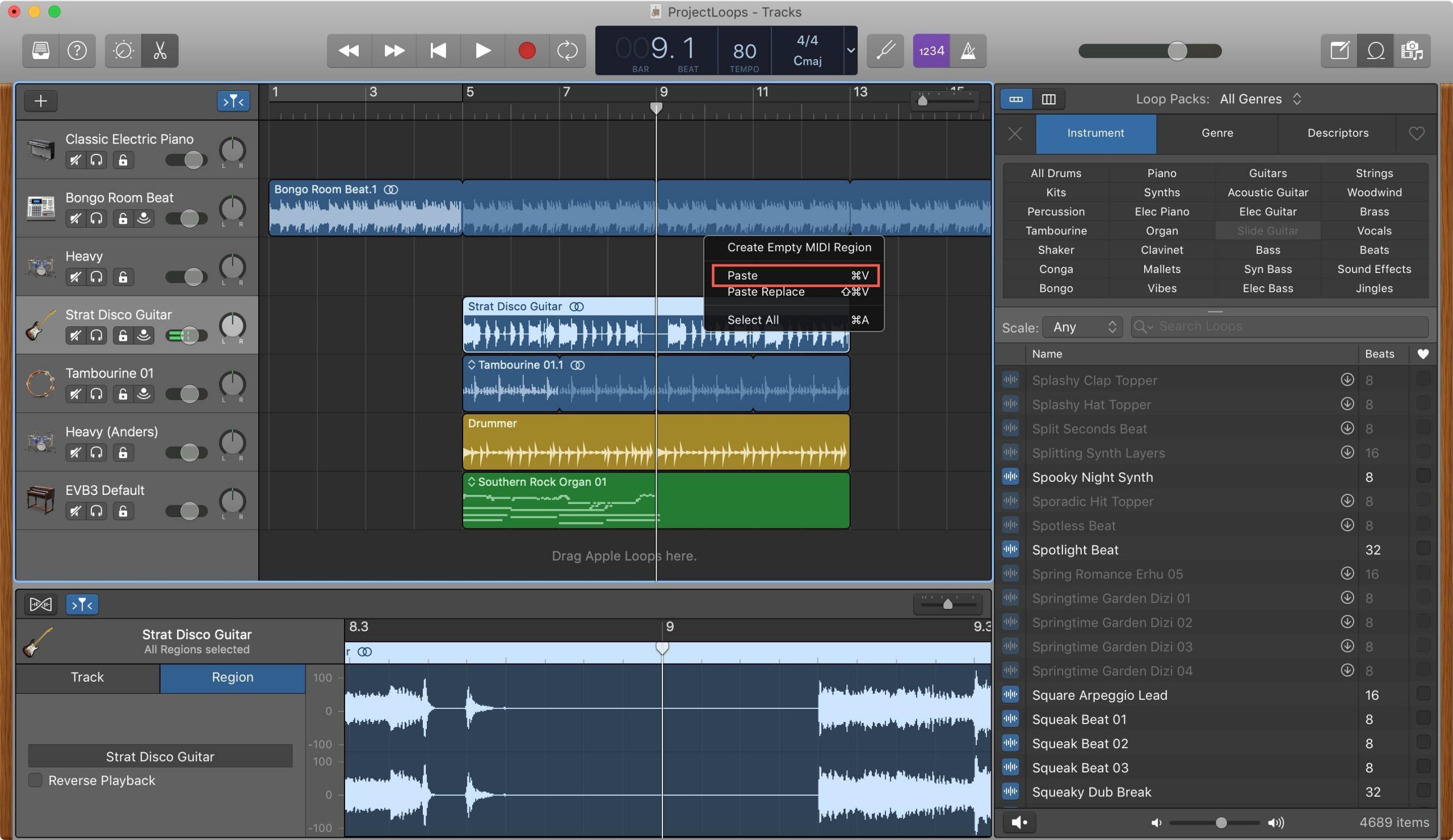 software Produksi musik